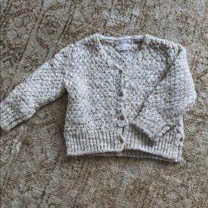 Zara sweater for girl 4t